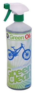 Green Oil Bike Cleaner