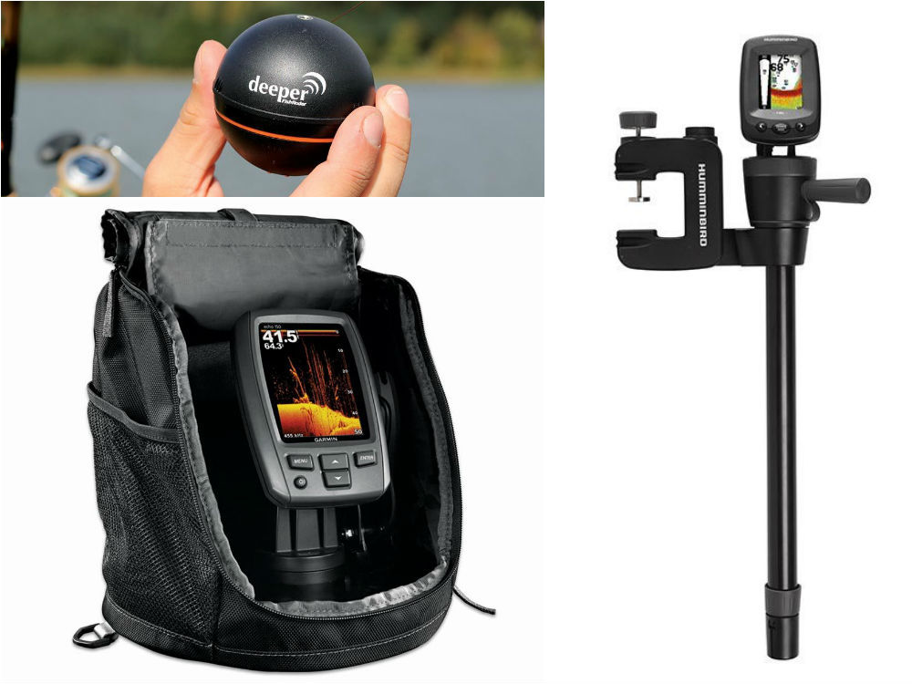 Best Portable Fish Finder Reviewed & Rated in 2018