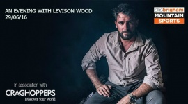 Levison Wood Talk text and logo
