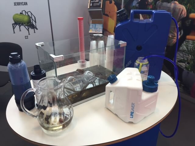 The Lifesaver Microbiological Filtration System Reviewed