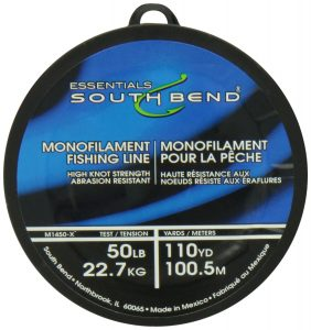 10. South Bend Monofilament