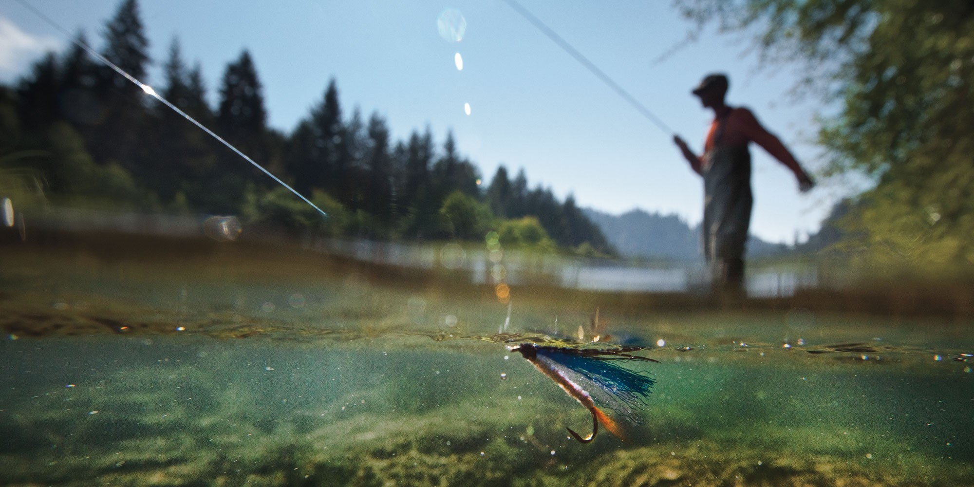 Top 5 tips on how to go about lake erie steelhead fishing for Hood river fishing