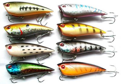 fishing lure color
