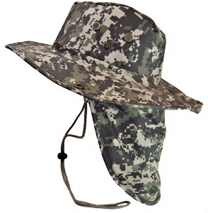 6. Military Camouflage
