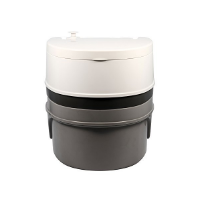 Camco 41545 Lightweight Travel Toilet
