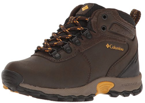 Columbia Youth Newton Ridge Waterproof Hiking Boot