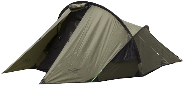 Snugpak Scorpion 2  sc 1 st  GearWeAre.com & Best Backpacking Tents Reviewed u0026 Rated in 2018 | GearWeAre