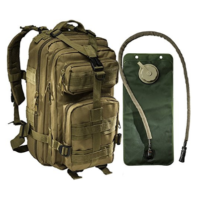2. Monkey Paks Small Tactical Assault Military