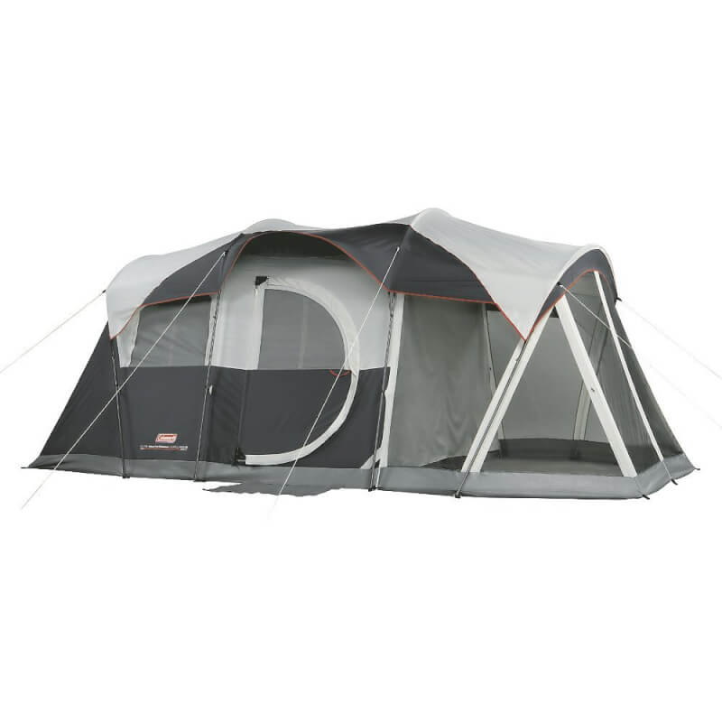 Coleman Weathermaster 6 Person Screened Tent  sc 1 st  GearWeAre.com & Best 6 Man Tents Reviewed u0026 Compared in 2018 | GearWeAre.com