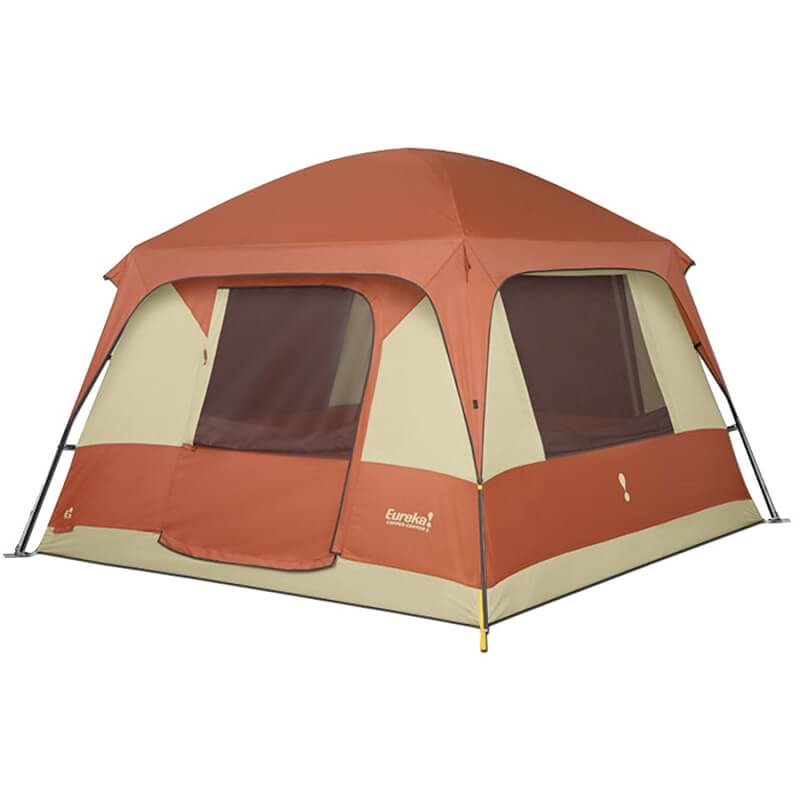 Eureka Copper Canyon 6  sc 1 st  GearWeAre.com & Best 6 Man Tents Reviewed u0026 Compared in 2018 | GearWeAre.com