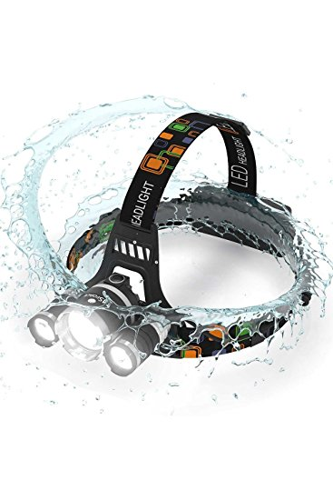 Ms Force Brightest LED Headlamp