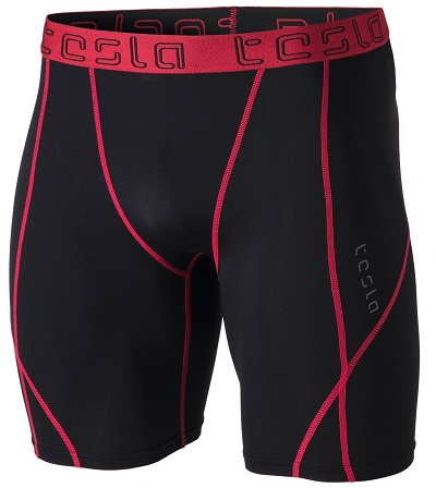 Tesla Men's Compression Shorts Base-layer Cool Dry Sports Tights