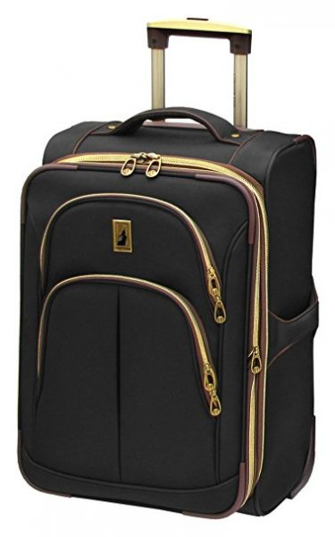 London Fog Coventry UL Collection 21 Inch Expandable Upright