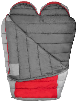Winterial Double Mummy Bag