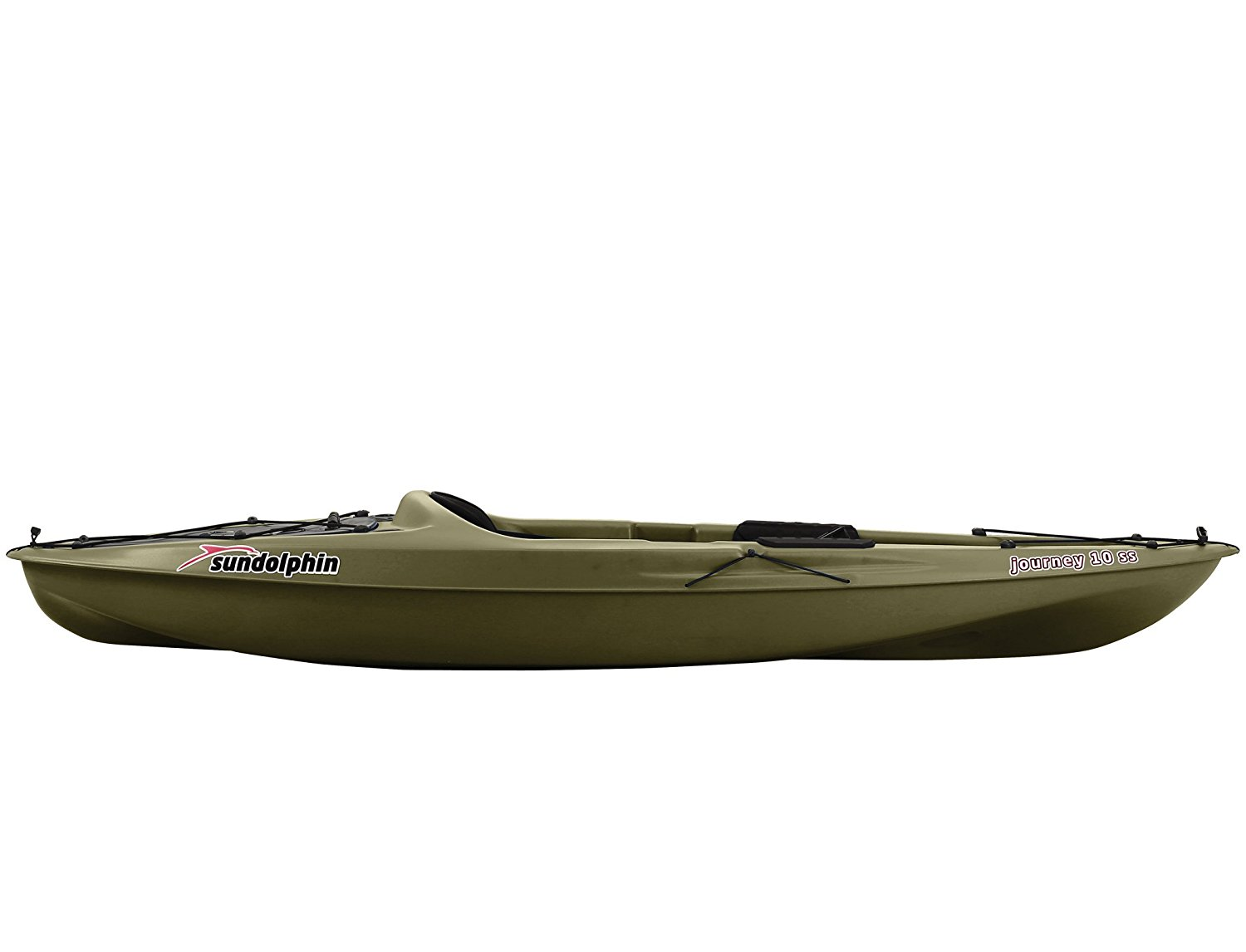 The sun dolphin journey 12 foot sit on top fishing kayak for 10 foot fishing kayak
