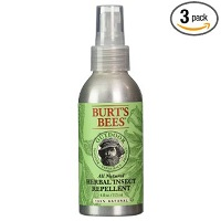 Burt's Bees Herbal Mosquito Repellent