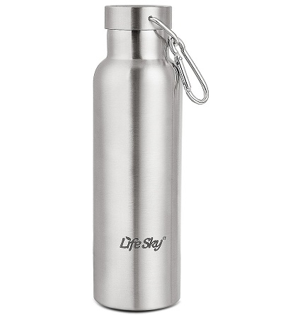 Lifesky stainless steel sports Mug