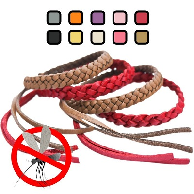 Kinven Insect Repellent Braided Bracelets