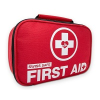 Swiss Safe 2 in 1 First Aid Kit
