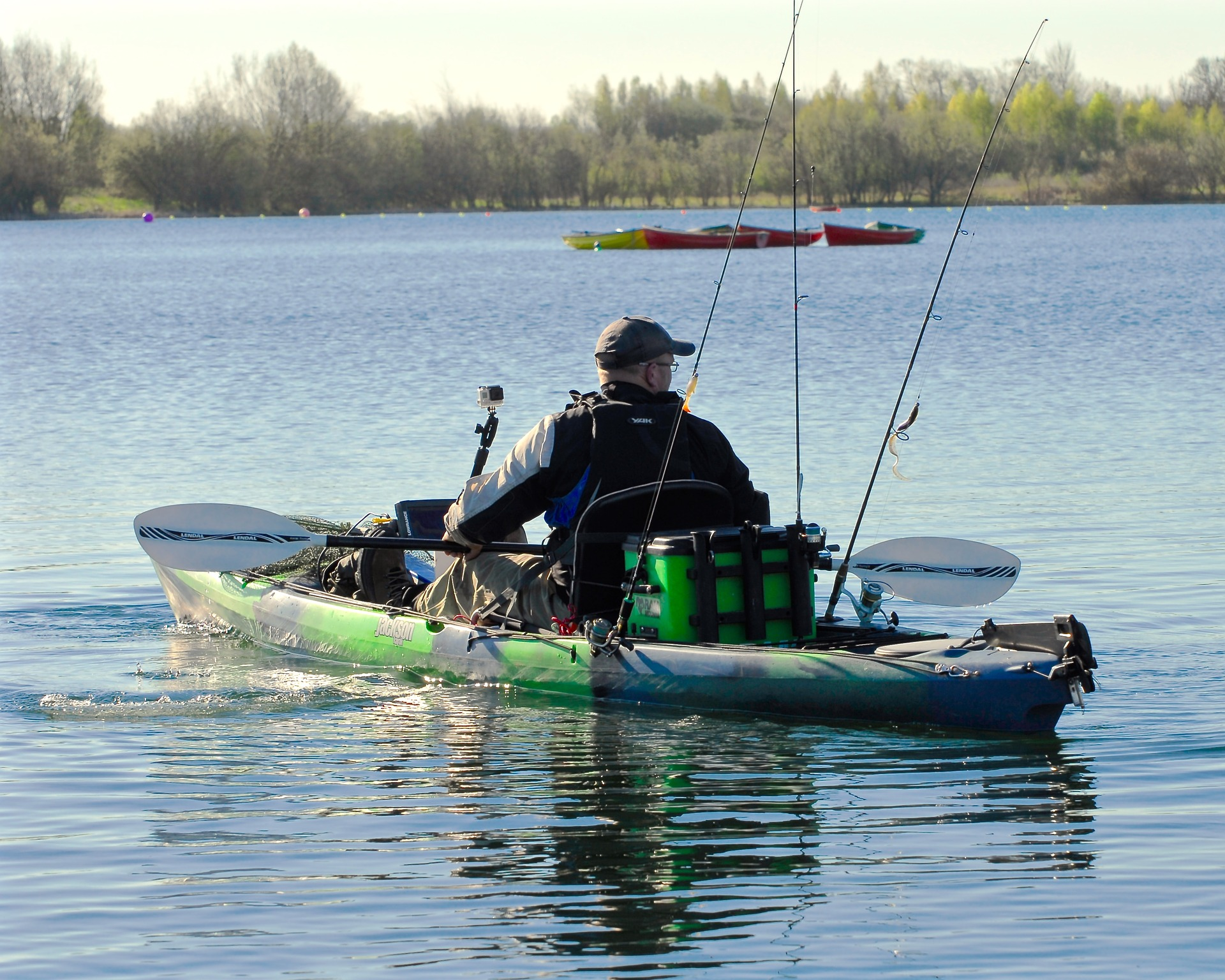 How To Effectively Choose The Best Fishing Kayak ...