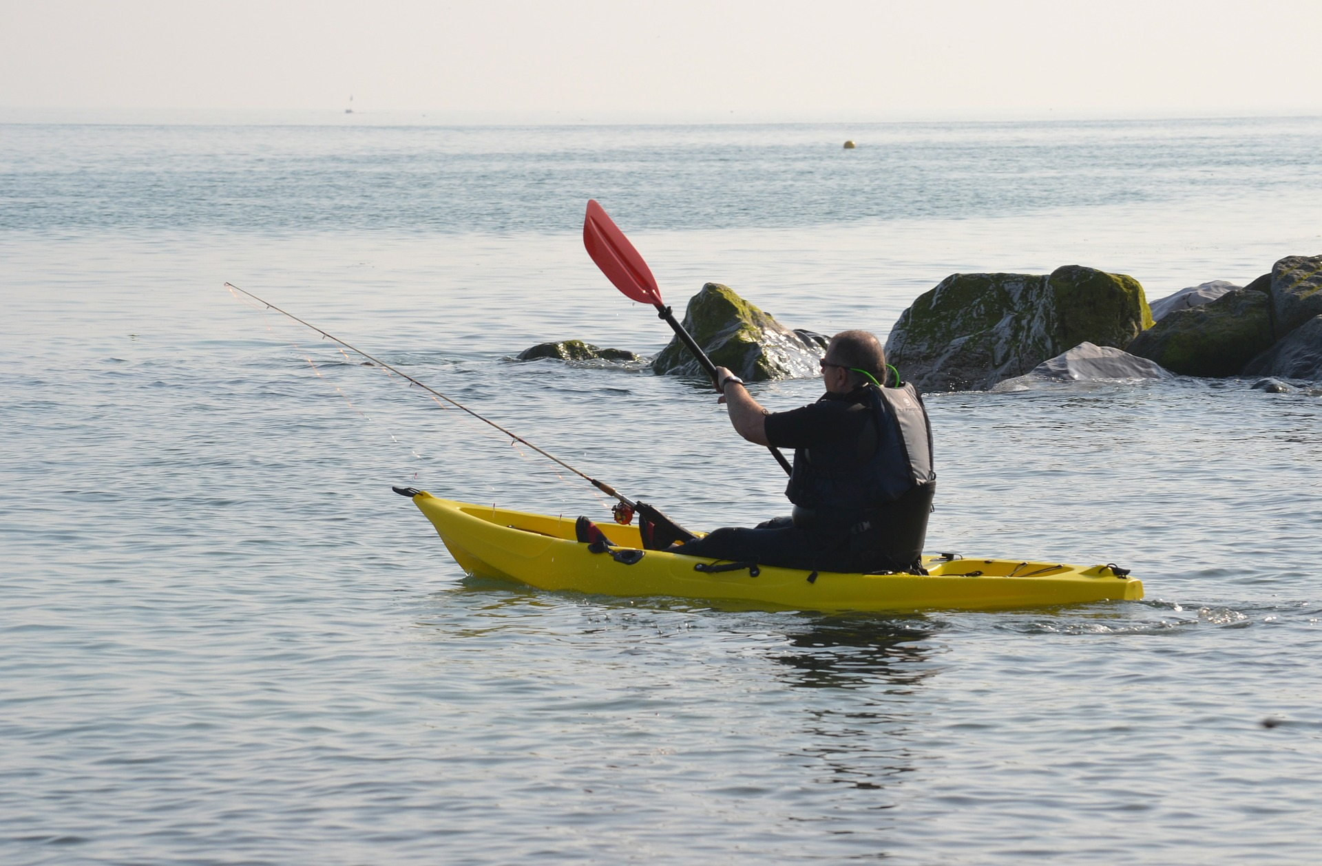 The Complete Beginner S Guide To Kayak Fishing
