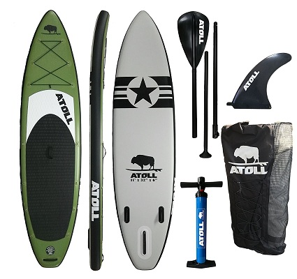 ATOLL INFLATABLE SUP