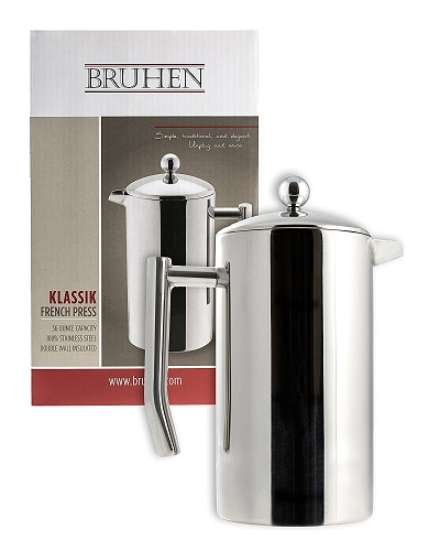 BRUHEN LARGE STAINLESS STEEL