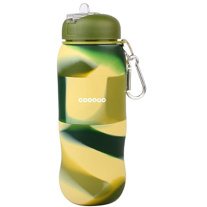 COOQUE COLLAPSIBLE WATER BOTTLE