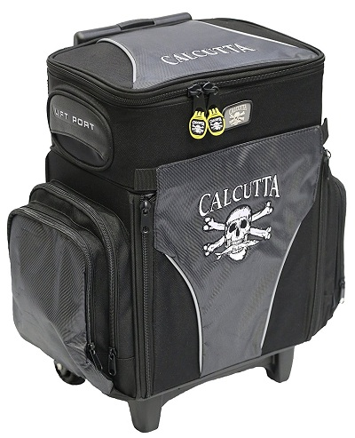 Calcutta Rolling 5 Tray Tackle Bag