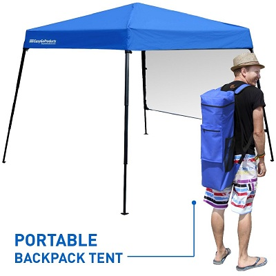 Easy Go Portable Backpack Tent