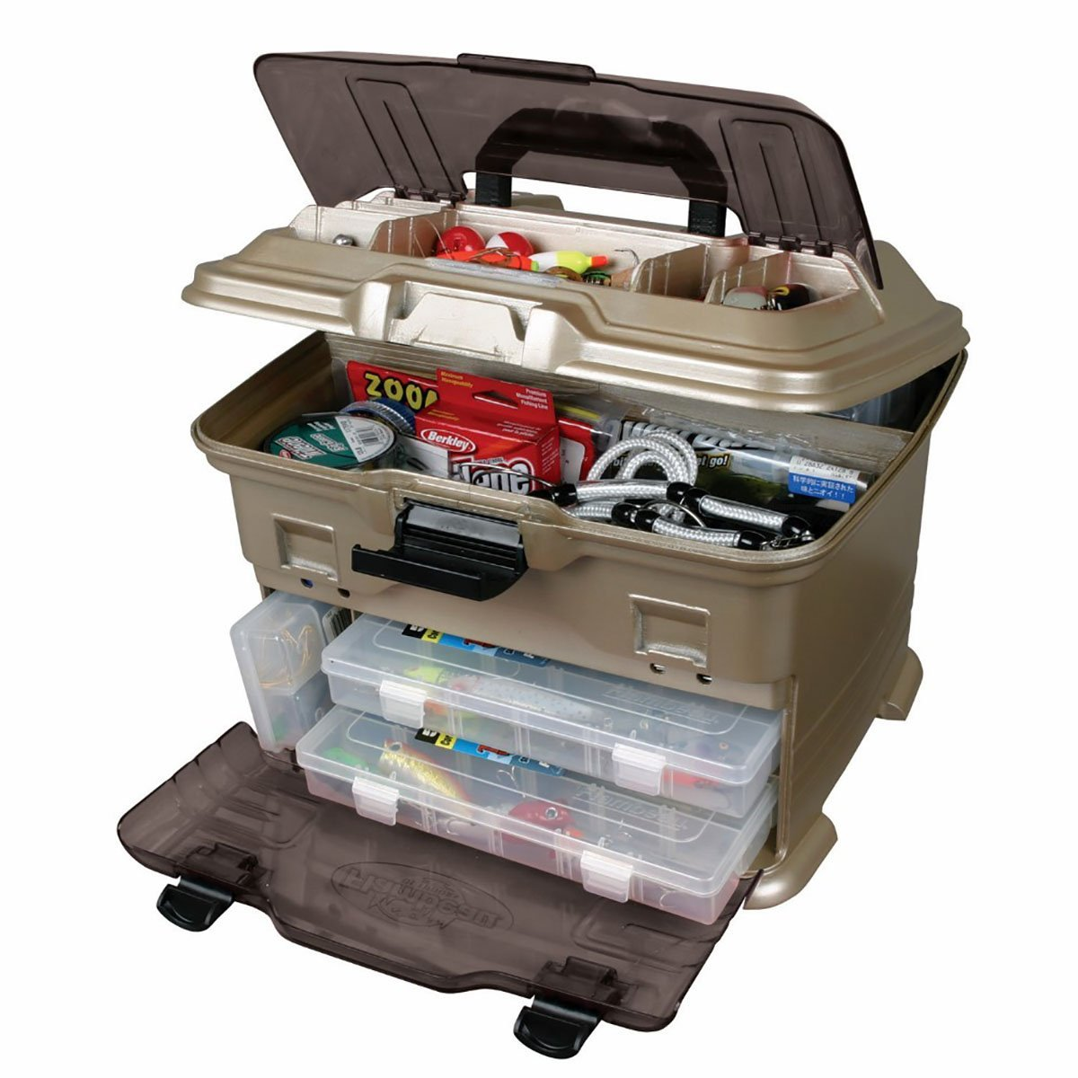FLAMBEAU TACKLE T4 MULTI-LOADED TACKLE BOX