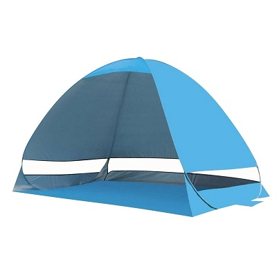 Rhorawill Automatic Pop-up Beach Tent