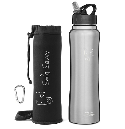 SWIG SAVVY WATER BOTTLE