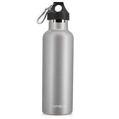 TOPOKO VACUUM WATER BOTTLE