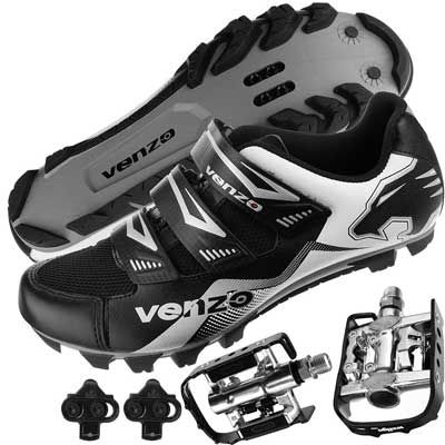 Venzo Shimano SPD Shoes
