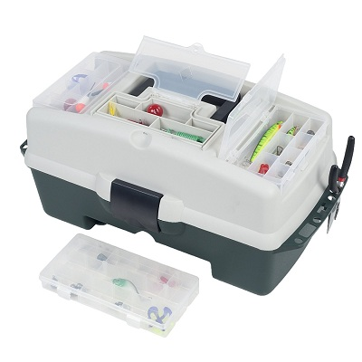 WAKEMAN FISHING ORGANIZER TACKLE BOX