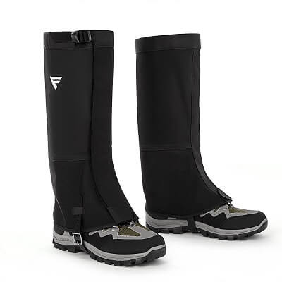 Fivejoy Mountain Hiking Boot Gaiters