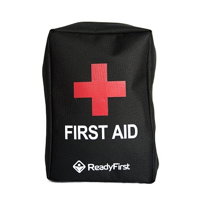 Ready first compact first aid survival kit