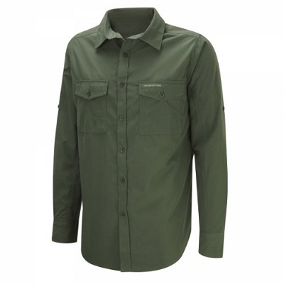 Craghopper's Kiwi Long-Sleeved Shirt