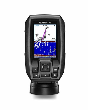 Garmin striker 4 biult-in