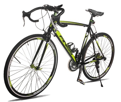 Merax Finiss Aluminum 21 Speed 700C