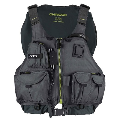Best life jackets for kayaking reviewed in 2018 gearweare for Best kayak fishing pfd