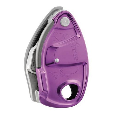 Petzl grigri and belay device