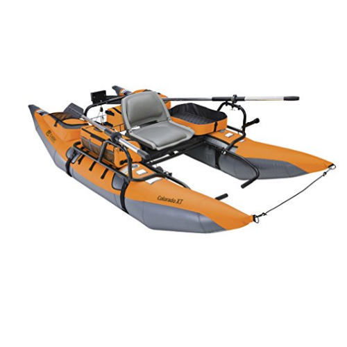 Best Inflatable Fishing Boats Reviewed In 2018