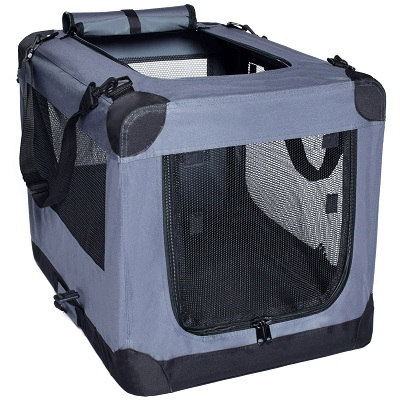 ARF soft crate kennel