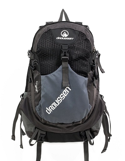 Draussen Internal Frame Hiking Backpack