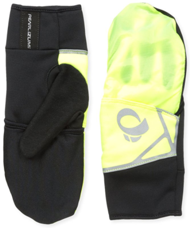 Pearl Izumi Ride Shine Wind Mitt Running Gloves