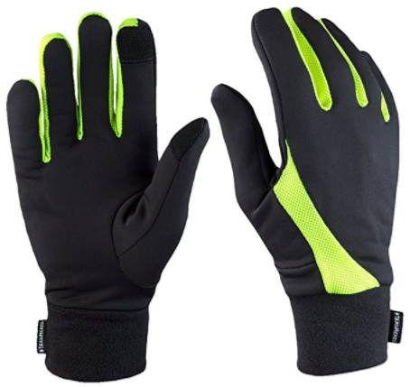 Trailhead Elements Touchscreen Running Gloves