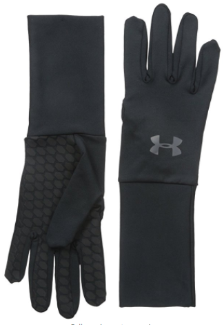 Under Armour ColdGear Liner Running Gloves