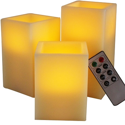 Flameless Candles by LED Lytes